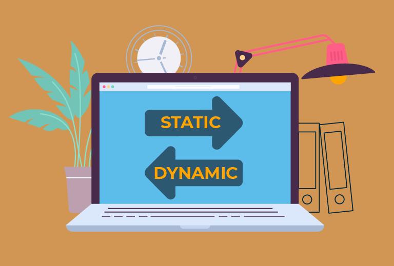 Teste estático e dinâmico: entenda as características