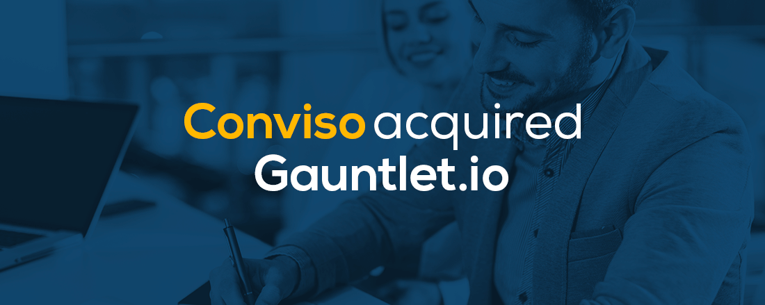 Conviso acquired Gauntlet.io