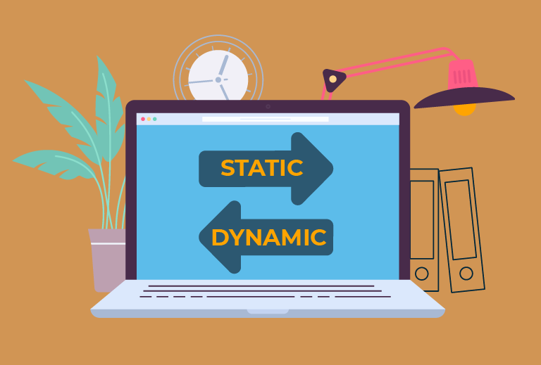 Static and Dynamic tests: know the difference